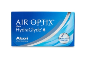 Контактные линзы AIR OPTIX HydraGlyde на месяц
