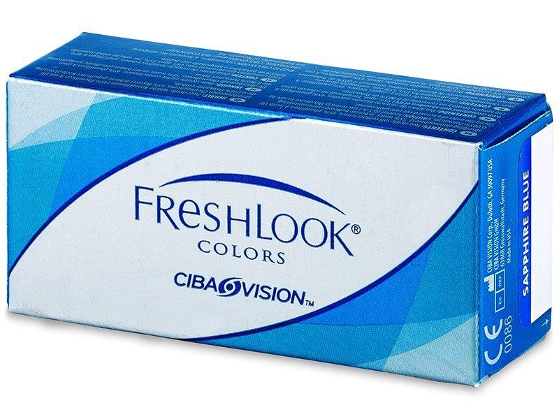 Купить цветные линзы FreshLook в Витебске