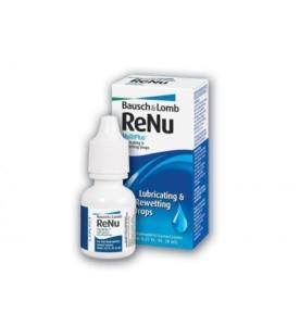 Капли Renu для увлажнения глаз